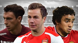 Transfer Talk | Mario Götze to Arsenal for £49 million? - Video