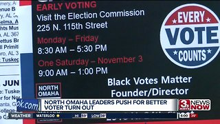 North Omaha voting trends - Video