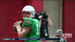 Huskers looking at emergency QB options
