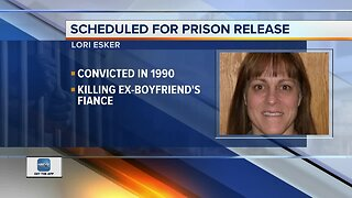 Killer beauty queen to be released from prison