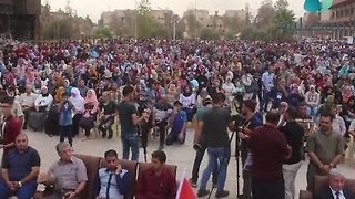 First Reading Festival Launched in Mosul - Video