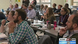 Student behavior issues prompt teacher training - Video