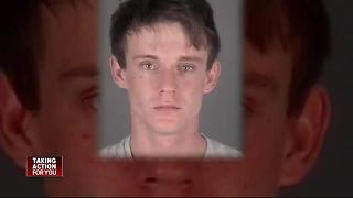 Man accused of breaking into dead neighbor's home