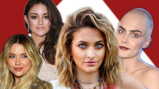 Paris Jackson's LOVE Triangle REVEALED! - Video