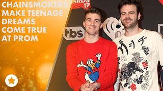 The Chainsmokers were the ultimate Prom band - Video