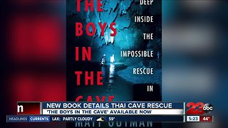 The Boys in the Cave: Deep Inside the Impossible Rescue in Thailand Interview