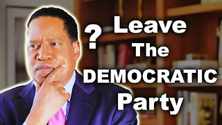 10 Reasons Why Blacks Should Leave the Democratic Party by Larry Elder | Larry Elder Show