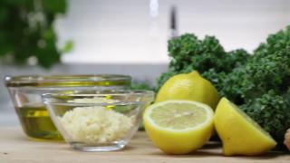 Seven Things to do with Kale - Video