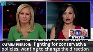 Former Trump Spokeswoman Katrina Pierson Reveals Her New Role In Support Of President - Video