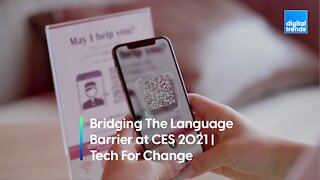 Bridging The Language Barrier   Tech For Change