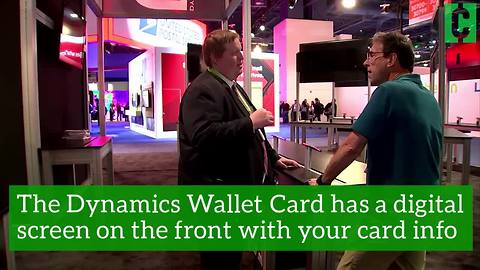 This credit card could reduce theft and fraud