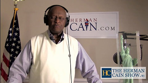 Herman Cain: Here's Why I'm Thankful