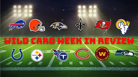 Wild Card Week In Review