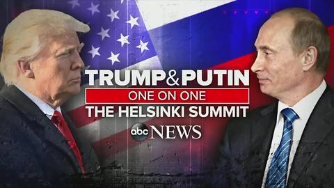 Special Report: Trump & Putin - One on One