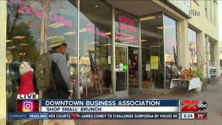"""Champagne & Shopping"" with the Downtown Business Association at The Mark"