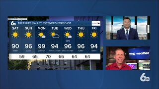 Scott Dorval's Idaho News 6 Forecast - Friday 7/24/20