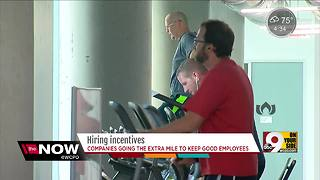 Hiring incentives - Video