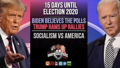 America vs Socialism, Election 2020 Will Be The Deciding Factor