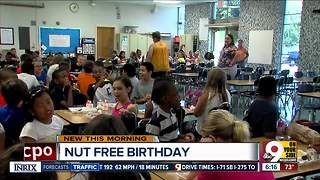 Schools look to protect students with allergies while celebrating birthdays - Video
