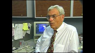 Longtime WRTV anchor, Howard Caldwell passed away Monday at the age of 92 - Video