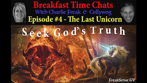 Breakfast Time Chats with Charlie Freak and Colleen - Episode 4