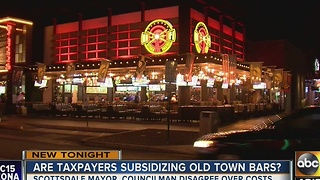 Is Old Town nightlife a nuisance? - Video