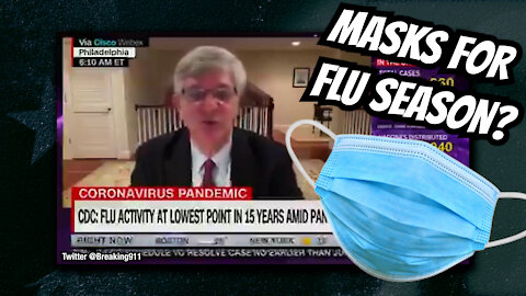 Doctor on CNN Says We Should Wear Masks and Social Distance Every Flu Season Moving Forward