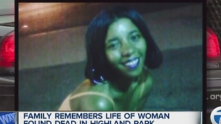 Family remembers life of woman found dead in Highland Park - Video