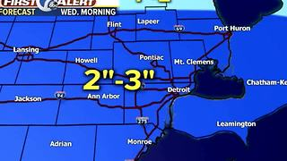 More snow  tonight - Video