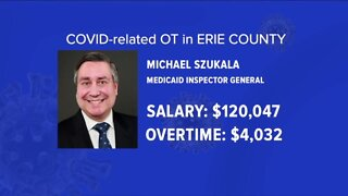 Overtime questions in Erie County