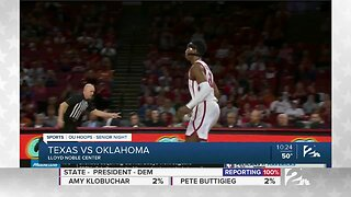 Sooners Beaten by Texas Buzzer-Beater