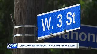 Tremont residents are fed up with drag racers - Video