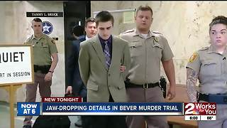 Opening statements made in Bever murder trial