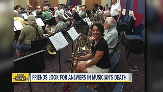 Musician gunned down and killed leaving orchestra practice; friends hope for justice - Video