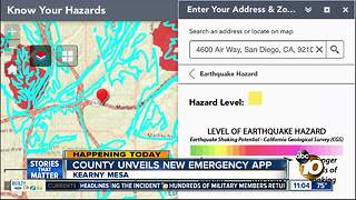 County unveils new emergency app