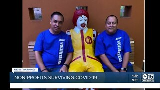 Volunteers get creative amid coronavirus pandemic