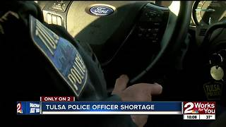 2 Works For You talks officer shortage with Chief Jordan - Video