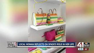 Remembering Kansas City native Kate Spade - Video
