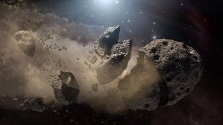 Asteroids May Have Delivered More Of Earth's Water Than We Thought - Video