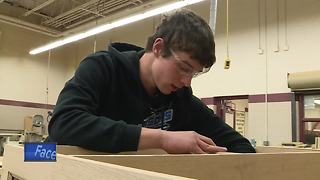 Partners in education: Woodworking
