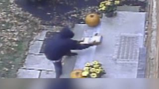 NE Ohio residents hit by thieves stealing packages off porches - Video