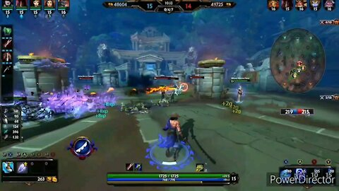 Almost clutched (smite)