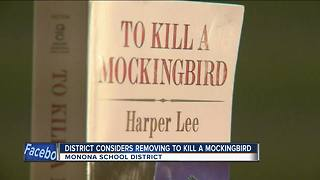Family wants classic novel removed from freshman curriculum in Wisconsin school - Video