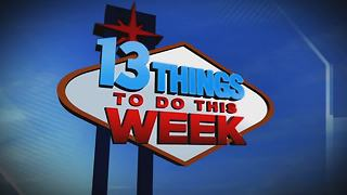 13 Things To Do This Week In Las Vegas For Nov. 3-9 - Video