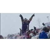 Lake-Effect Snow Does Not Deter Buffalo Bills Fans - Video