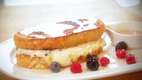 Ultimate Stuffed French Toast
