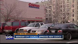 Meridian City Council approves new Costco - Video