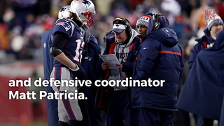 Patriots Respond To Seemingly Losing Both Coordinators - Video