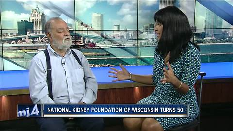 National Kidney Foundation of Wisconsin turns 50