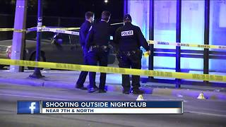 Milwaukee police respond to several shootings overnight - Video